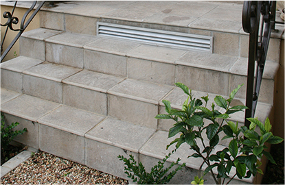 Bullnose Ravine Tiles