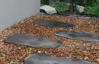 Ravine Stepping Stone