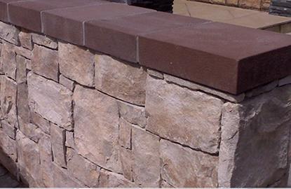 Ridgestone Wall Capping